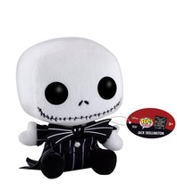 The Nightmare Before Christmas Jack Pop! Plush Toy - $25.79