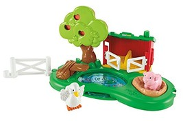 Fisher-Price Little People Farm Pond and Pig Pe... - $51.58