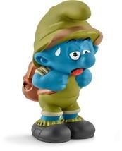 Schleich Tired Jungle Smurf Toy Figure - $13.65