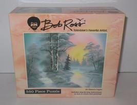 Bob Ross - At Dawn's Light - 550 Piece Puzzle - Pressman - Brand New & Sealed! - $70.45