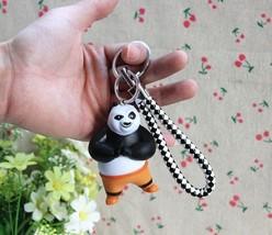 Kung Fu Panda 3 collection figures keychain Kun... - $15.99