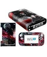 Nintendo Wii U Console Skin Tokyo Ghoul Kaneki ... - $12.00