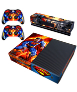 Xbox One Console Skin Superman DC Comic Hero Vi... - $12.00