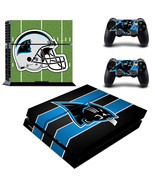PS4 Console Skin Carolina Panthers NFL Vinyl De... - $12.00