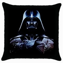 Darth Vader Star Wars Cushion Cover Throw Pillow Case  - $15.00