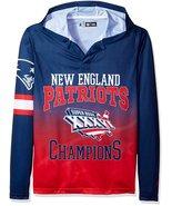 Klew Men's NFL New England Patriots Super Bowl XXXVI Champions Hoody T-S... - $19.95
