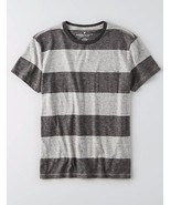 American Eagle Outfitters AEO Stripe Crew T-Shirt Tee - €10,83 EUR
