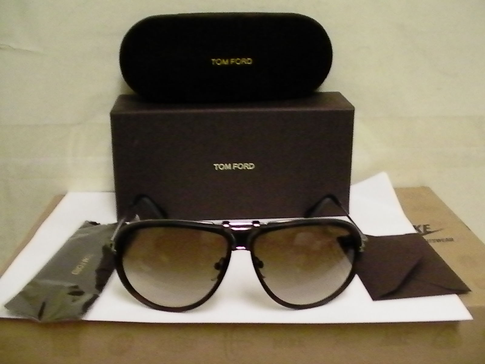fbddf3e542ddb Authentic tom ford sunglasses robbie tf 286 and 14 similar items. S l1600