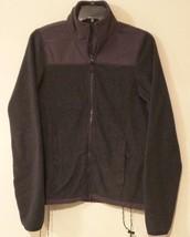 AEROPOSTALE - Gray Fleece Zip-up Jacket - Women's Size: MEDIUM - $18.22