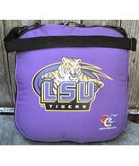 LSU Purple Football Stadium Seat Comfort Cushion Body Warmer One Size Un... - $36.00