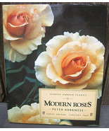 Modern Roses Peter Harkness Classic Series Garden Plants Illustrated 1987 - $24.00