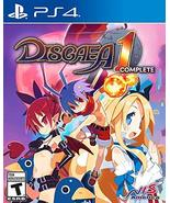 Disgaea 1 Complete - PlayStation 4 [video game] - $76.04