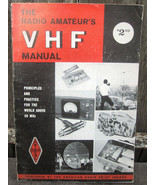 Radio Amateur's VHF Above 50 MH Manual Tilton 1972 Vintage Advertisements - $14.00