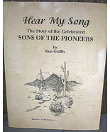 "Sons Of The Pioneers ""HEAR MY SONG"" AUTOGRAPHED Country Western Music Hi... - $24.00"