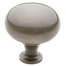 "Baldwin 4709.151.BIN 4709 1-3/4"" Diameter Solid Brass Round Knob from the Cla... - $8.50"
