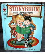 Storybook for Little Tots Virginia Hunter 1958 A Tip-Top Elf Book - $14.00