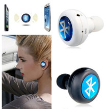 Mini smallest V4.0 stereo Wireless Bluetooth Earbuds Headset earphones with mic - $8.59
