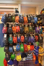 NFL NBA  Team Sport Utility Garden  Gloves Most teams Availiable - $6.99+