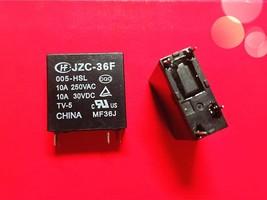 JZC-36F, 5VDC Relay, Hf Brand New!! - $3.51