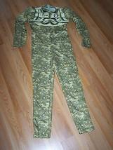 Size Medium Green Camo Camouflage Costume GI Joe Recon Military Special ... - $25.00