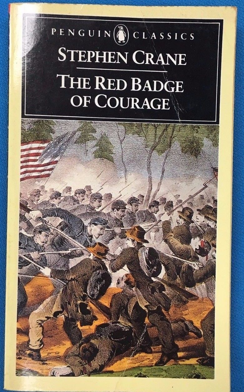 the red badge of courage by stephen crane a tale of courage and maturity The red badge of courage: the red badge of courage, novel of the american civil war by stephen crane, published in 1895 and considered to be his masterwork because of its perceptive depiction of warfare and of a soldier's psychological turmoil.