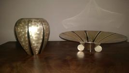 German WMF Ikora Art-Deco Vase and Bowl - $99.00