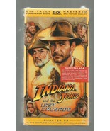 HARRISON  FORD  * INDIANA JONES AND THE LAST CRUSASDE * BRAND NEW ~ SEAL... - $3.00