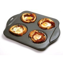 NORPRO 3902 Nonstick Mini Mini Pie Tart Pastries Pan - $343,62 MXN