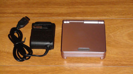 Nintendo Game Boy Advance GBA SP Pearl Pink AGS 101 Brighter MINT NEW! - $108.85