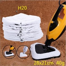 4Pcs/Lot Replacement Steam Mop Pads Triangle Shark Pocket Microfiber Was... - $9.49