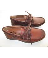 Mephisto 22362711 Spinnaker Felix Men's Boat Shoes Tan 8M to 8.5M MSRP $325 - $123.89