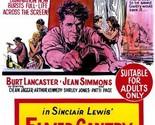 Elmer Gantry (1960) - Burt Lancaster DVD