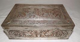 Antique 19th C. Ropousse  E G Webster Silver pl... - $163.63