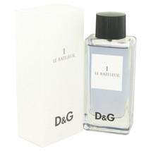 Le Bateleur 1 by Dolce & Gabbana Eau De Toilette Spray 3.3 oz - $52.95
