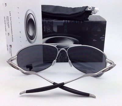 f34a5f7b6a 1. 1. Previous. New OAKLEY Sunglasses CROSSHAIR OO4060-02 61-15 Chrome w  VR28  Black Iridium · New OAKLEY Sunglasses ...