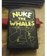 "simpsons ""nuke the whales"" zippo - $28.05"
