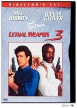 DVD - Lethal Weapon 3 (Director's Cut) DVD  - $6.99