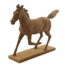 horse in gallop, Horse Sculpture, Big sculpture.  - $159.00