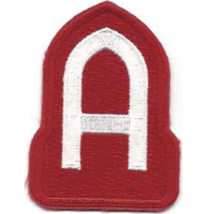 """3"""" 14TH Fictional Field Army Wwii Embroidered Patch - $17.09"""