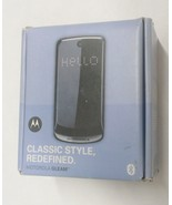 Motorola Gleam Mobile Phone Cell Device - Blue - International use only - $98.99