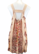 Free People Women's Floral Tunic Sleeveless Summer Dress Top Size XS image 3