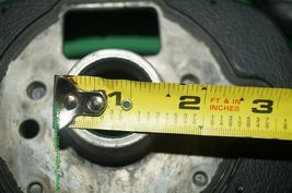 06-09 Volkswagen Rabbit GTi 3 Spoke Leather Steering Wheel w/ DSG Shift Paddles image 9