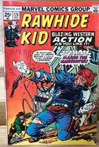 RAWHIDE KID #126 (1975) Marvel Comics VG - $9.89