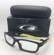 Nuovo Oakley Occhiali da Sole Crosslink Ox8027-1353 53-17 140 Raso Nero ... - $199.60
