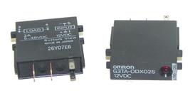 LOT OF 2 NEW OMRON G3TA-ODX02S-12VDC RELAYS 2A, 5-48VDC, 12VDC, G3TA-ODX02S