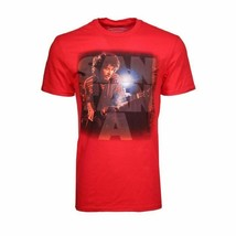 Carlos Santana Mirage Red T-Shirt Men's Officially Licensed Band Tee S-M... - $22.00