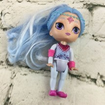 Shimmer & Shine Rainbow Doll 2015 Mattel Light Blue Pink - $11.88