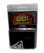 Riot Quest J.A.I.M.S. Arena Miniatures Guard Hero Expansion PIP 63005 NIP - $19.79