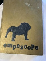 Mary Person High School Yearbook  (Forsyth, GA) Empescope 1972 - $39.53