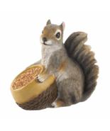 Squirrel & Acorn Bird Feeder - $53.00